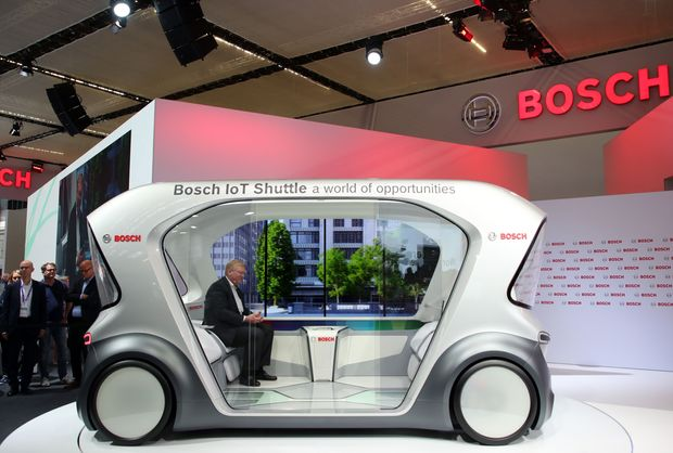 Bosch Deploys AI to Prevent Attacks on Cars' Electronic Systems – Wall Street Journal
