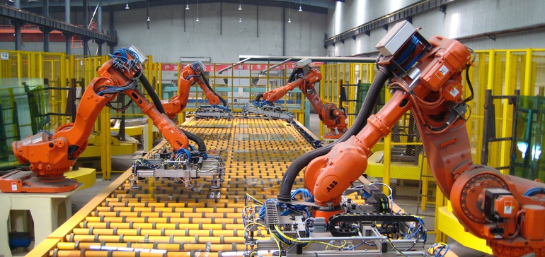 How artificial intelligence is disrupting manufacturing