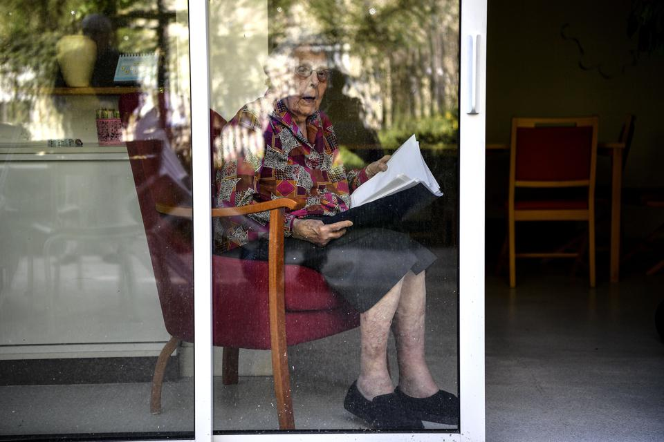 Artificial Intelligence Used To Predict Loneliness In Senior Citizens – Forbes