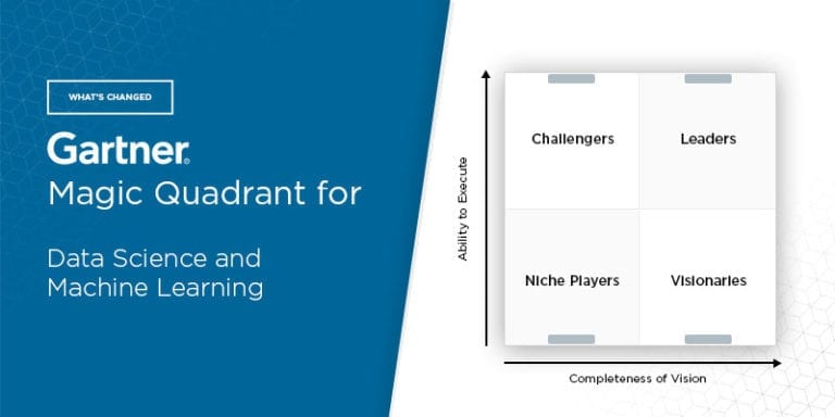 What's Changed: 2021 Gartner Magic Quadrant for Data Science and Machine Learning Platforms – Solutions Review