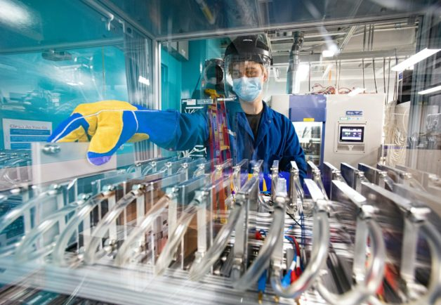 X-Ray Experiments, Machine Learning Could Trim Years Off Battery R&D – Lawrence Berkeley National Laboratory