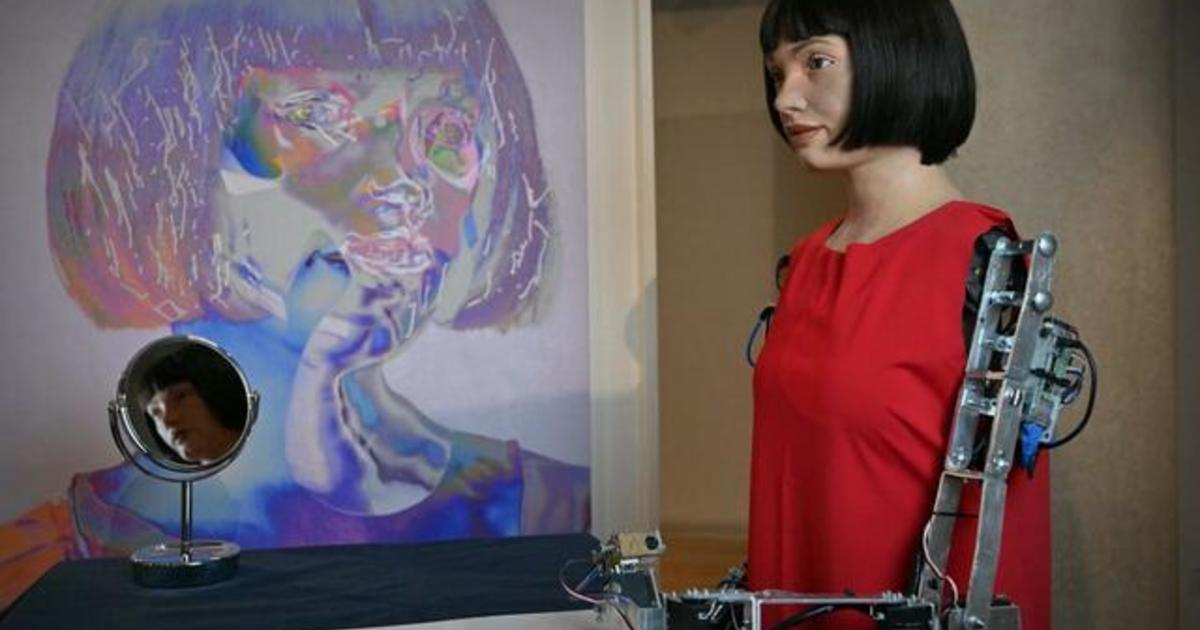 Artists use artificial intelligence to bring their creations to life – CBS News