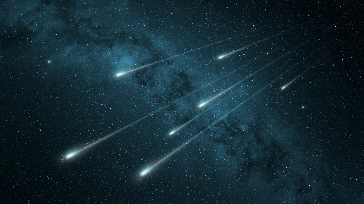 Using Machine Learning to Help Track Bolides (Really Bright Meteors) – SETI Institute