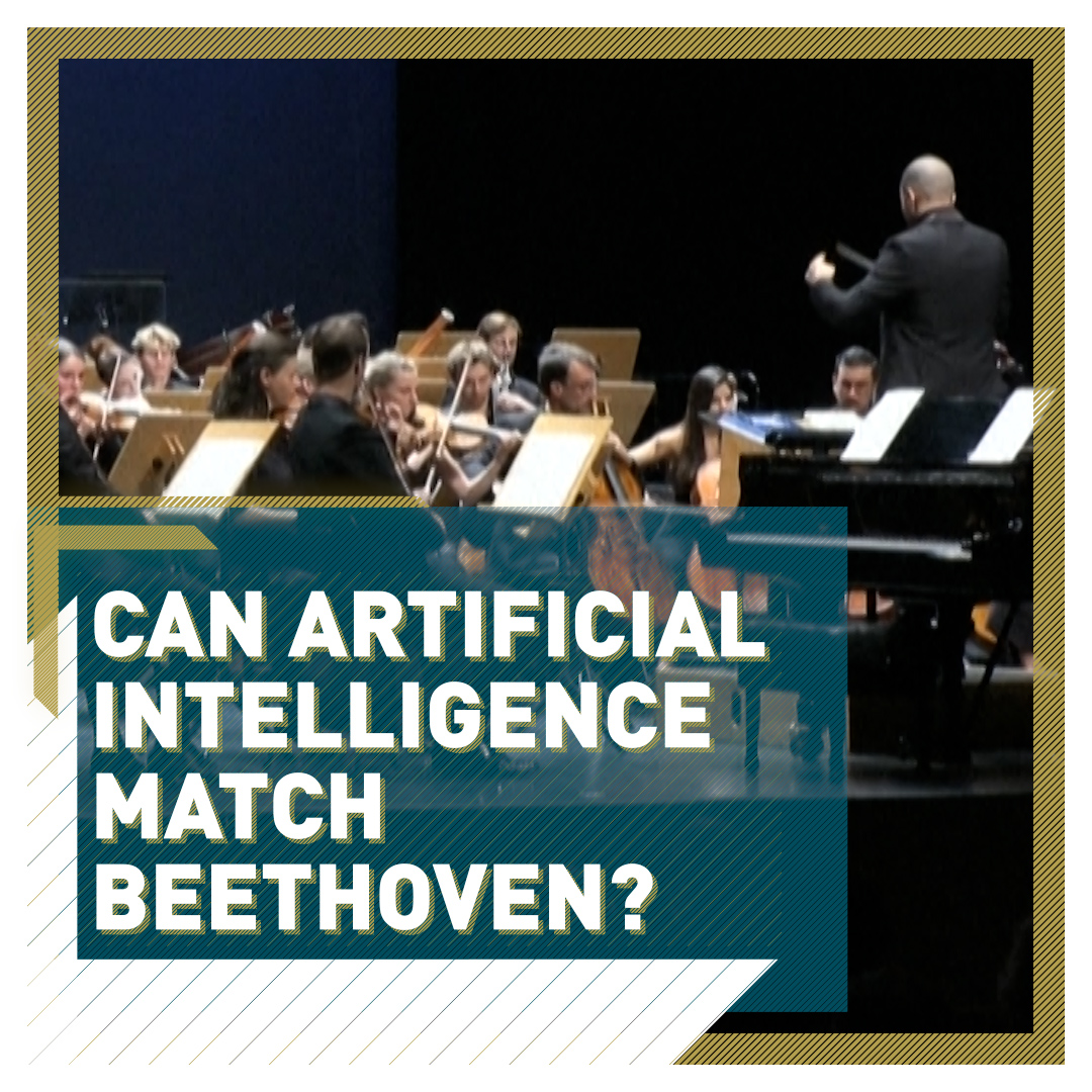 Can artificial intelligence complete a Beethoven Symphony? – CGTN