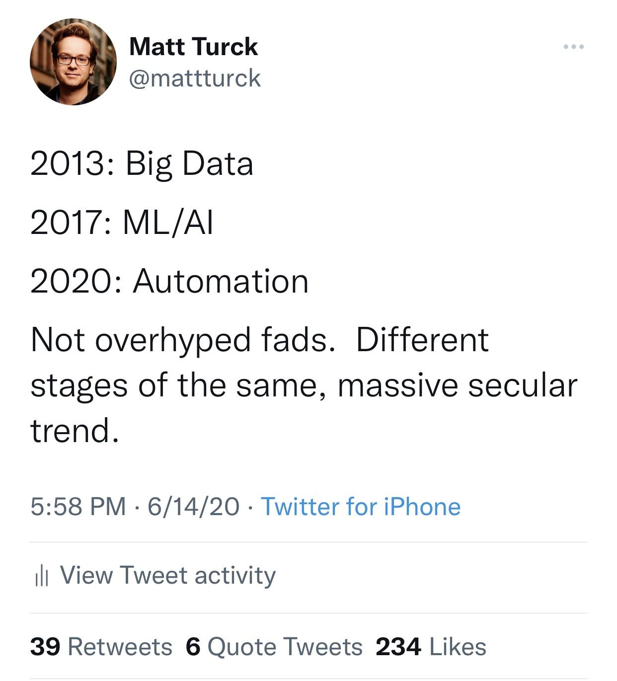The 2021 machine learning, AI, and data landscape – VentureBeat
